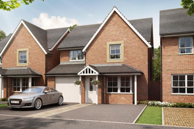 """Thumbnail Detached house for sale in """"Scalford"""" at Somerset Avenue, Leicester"""