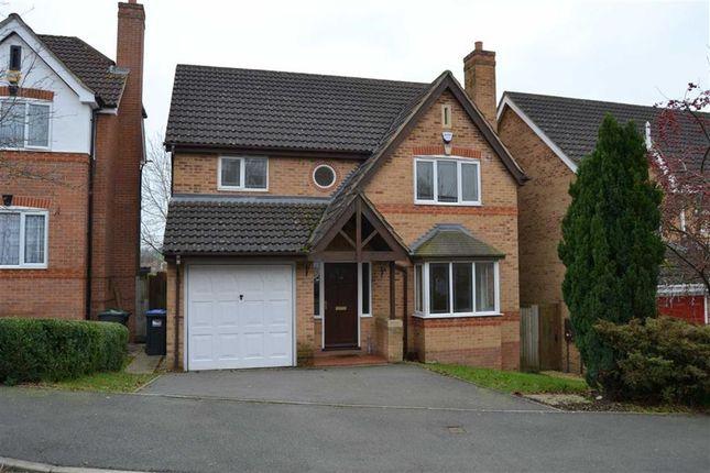 Thumbnail Detached house to rent in Corner Farm, Luke Lane, Brailsford, Ashbourne