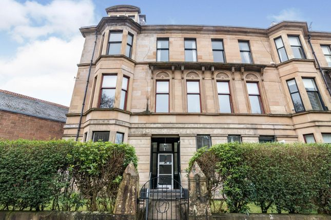 Thumbnail Flat for sale in Broomhill Drive, Glasgow