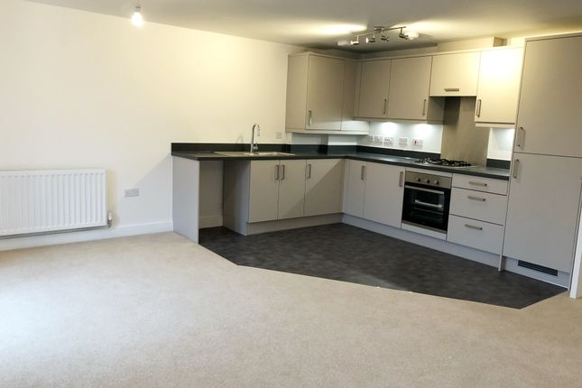 Thumbnail Flat for sale in St James Park Road, Northampton