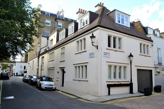 Thumbnail End terrace house to rent in Ennismore Street, Knightsbridge