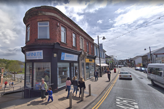 Thumbnail Retail premises for sale in High Street, Blackwood