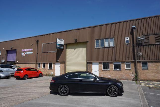 Thumbnail Warehouse to let in Budbrooke Road, Warwick