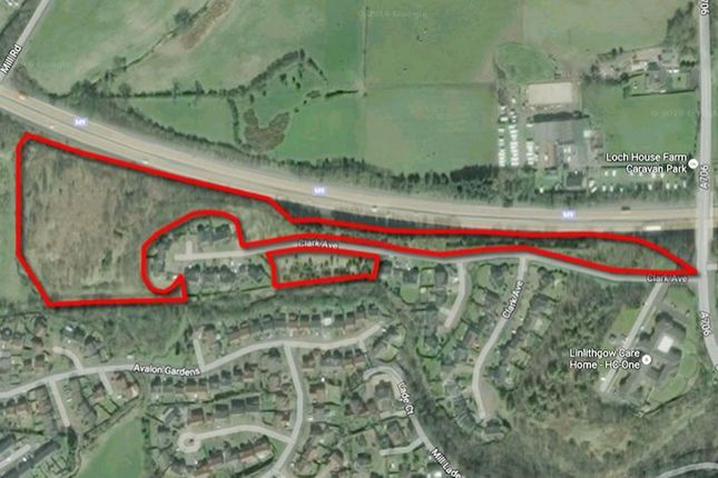 Thumbnail Land for sale in Site At Colthill, Linlithgow EH497Bw