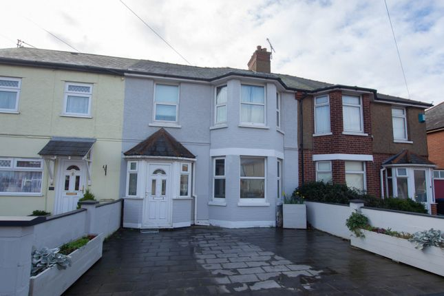 Thumbnail Terraced house for sale in Park Avenue, Deal