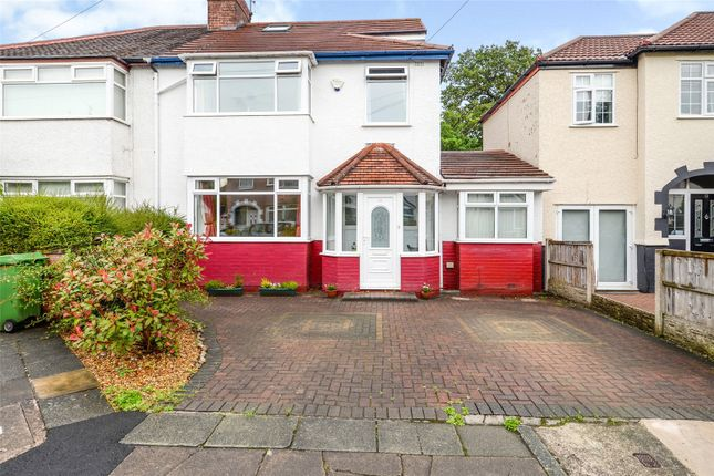 Thumbnail Semi-detached house for sale in Ennis Road, Liverpool, Merseyside
