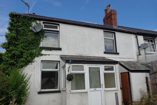 Thumbnail Terraced house to rent in Manor Road, Abersychan, Pontypool