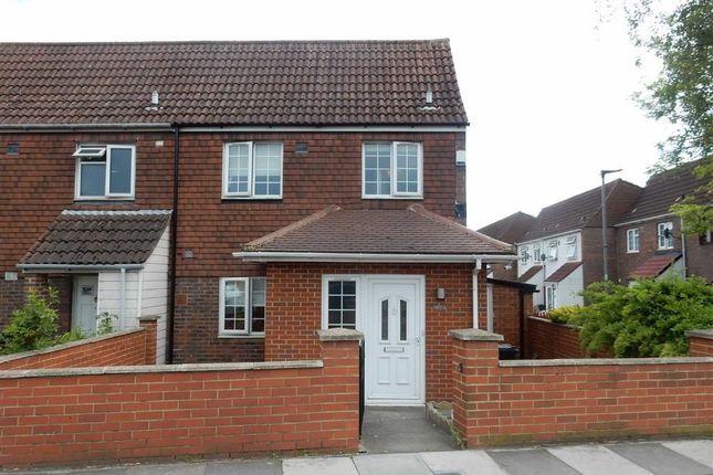 Thumbnail End terrace house for sale in Cranford Lane, Heston, Hounslow