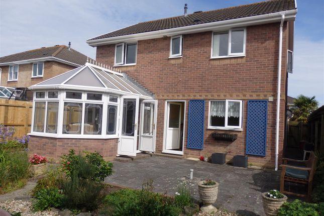 Thumbnail Detached house for sale in Cormorant Close, Llanelli