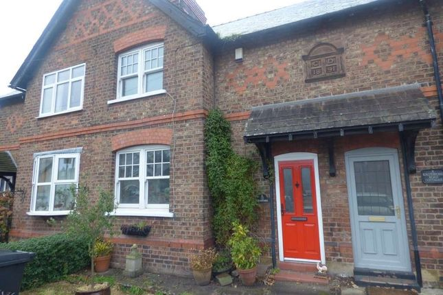 Thumbnail Terraced house to rent in Cranford, Chelford