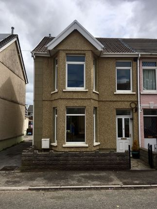Thumbnail Semi-detached house to rent in Tirydail Lane, Ammanford
