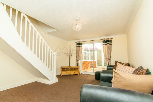 Living Room of Astcote Court, Kirk Sandall, Doncaster DN3