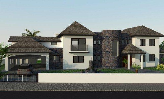 Thumbnail Villa for sale in Moni, Limassol, Cyprus