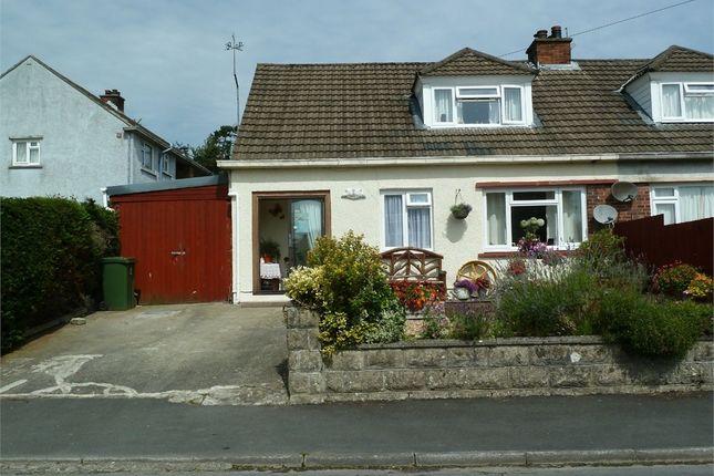 Semi-detached bungalow for sale in Maesyderi, Llechryd, Cardigan, Ceredigion