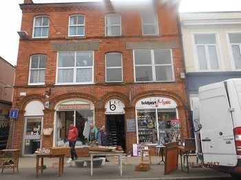 Thumbnail Flat to rent in South Street, Bridport