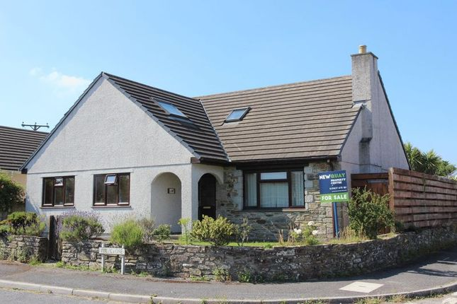 Detached bungalow for sale in Fir Close, Goonhavern, Truro