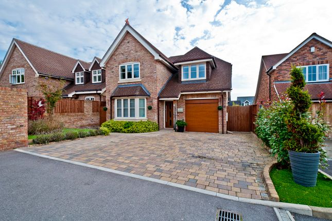 Thumbnail Detached house for sale in Driftwood Drive, Fareham