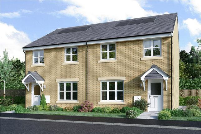 "Thumbnail Mews house for sale in ""Meldrum Mid"" at Leander Crescent, Bellshill"