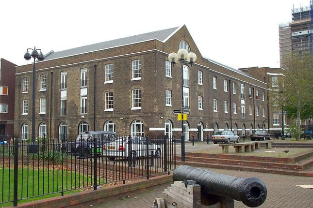 Thumbnail Flat to rent in Foreshore, Deptford, London