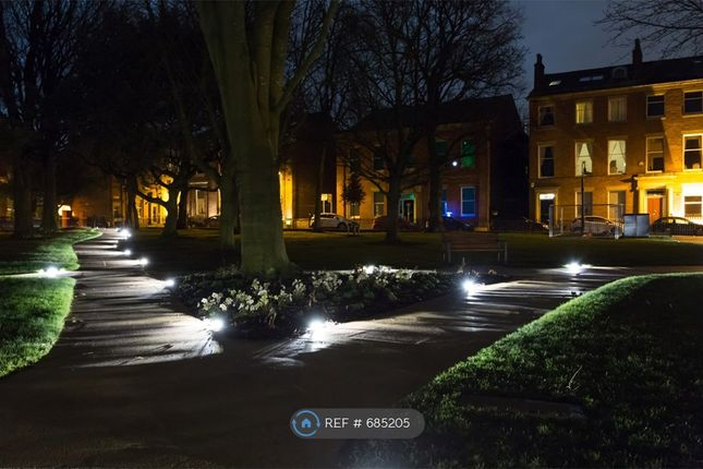 Winckley Square At Night