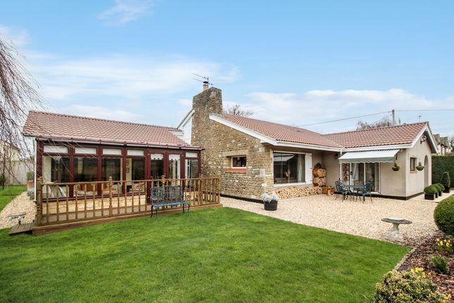 Thumbnail Detached bungalow for sale in Little Marsh, Semington, Trowbridge