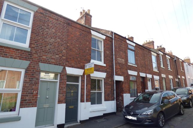 Thumbnail Terraced house to rent in North Street, Melbourne, Derby