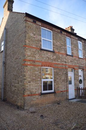 Thumbnail Terraced house to rent in Sun Street, Biggleswade