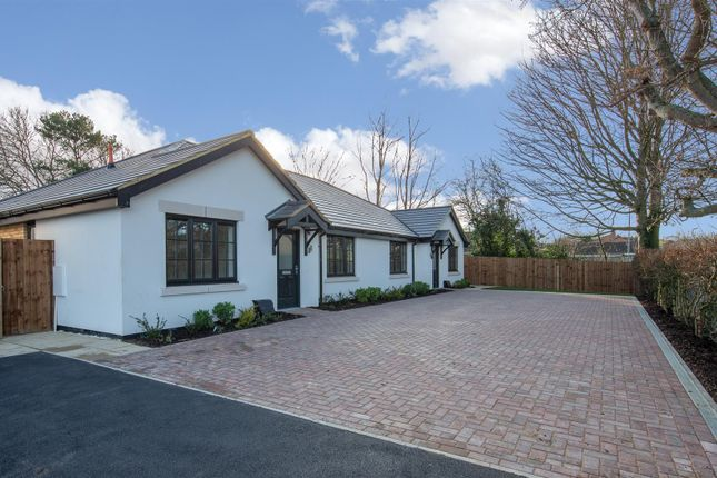 Thumbnail Semi-detached bungalow for sale in Danes Green, Off The High Street, Silsoe