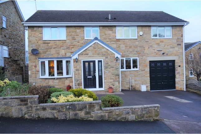 Thumbnail Detached house for sale in Hawthorn Grove, Silkstone, Barnsley