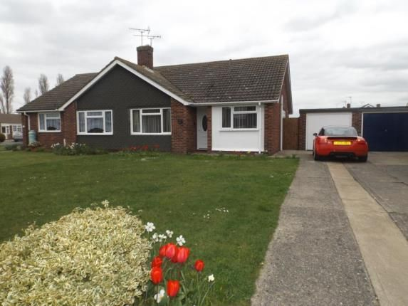 2 bed bungalow for sale in Garden Road, Walton On The Naze