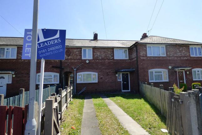 Thumbnail Semi-detached house to rent in Barnston Avenue, Fallowfield, Manchester
