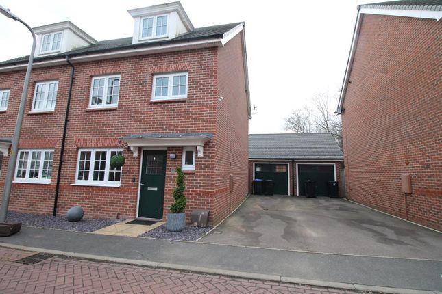 Thumbnail Property for sale in Navigation Way, Weedon, Northampton