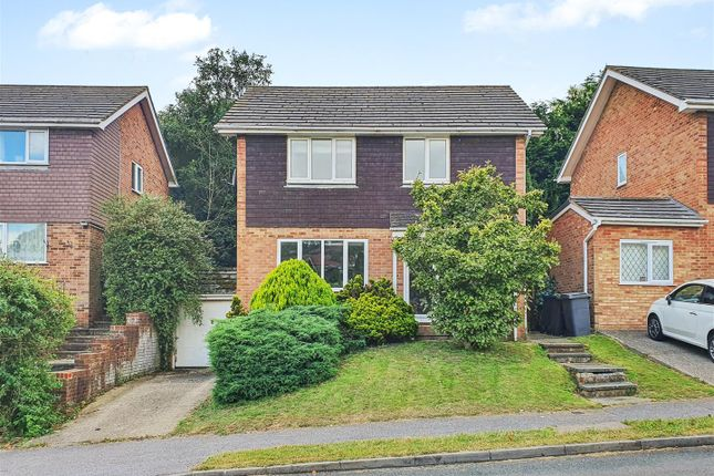 Thumbnail Detached house for sale in Headcorn Drive, Canterbury