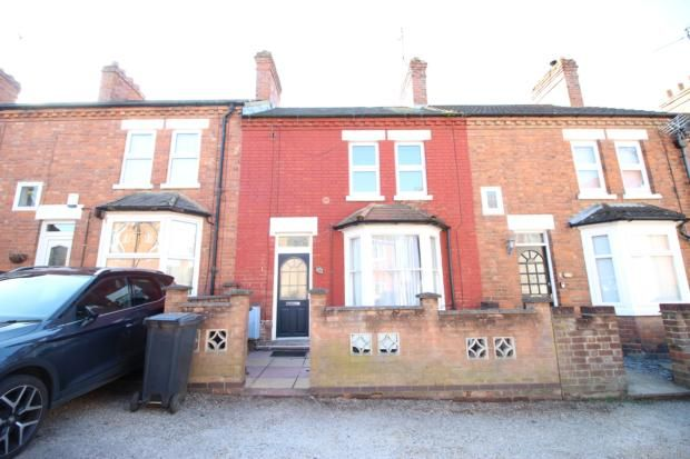 3 bed terraced house to rent in East Grove, Rushden NN10