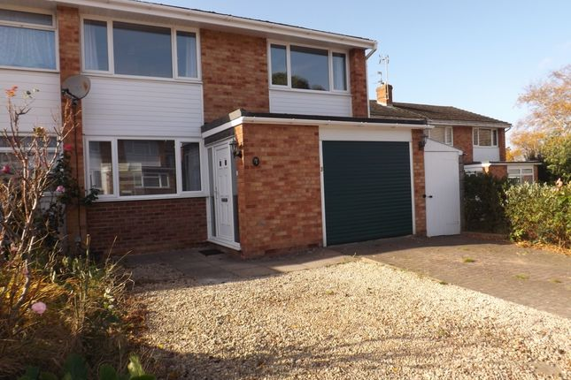 Thumbnail Terraced house to rent in Smithwood Grove, Charlton Kings