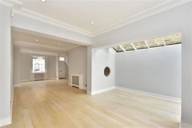 Thumbnail Terraced house to rent in Chester Row, Belgravia, London