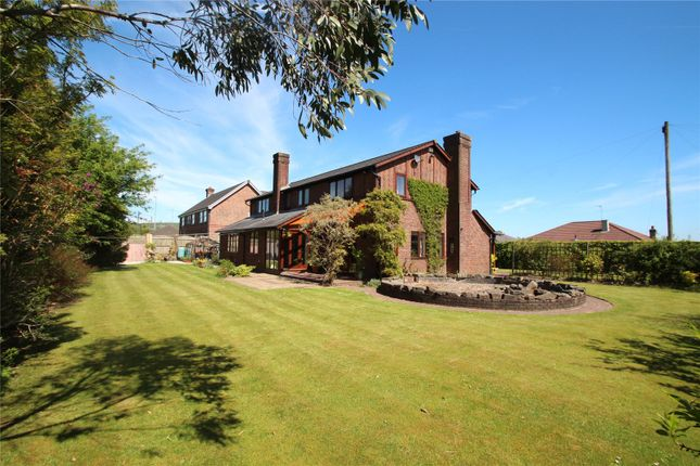 Thumbnail Detached house for sale in Hands Lane, Bamford, Rochdale, Greater Manchester