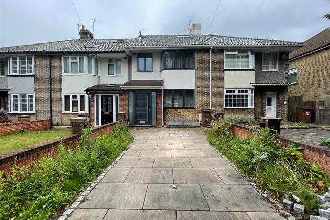 Thumbnail Terraced house for sale in Watling Street, Strood, Rochester