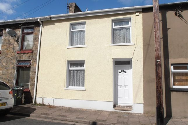 Thumbnail Terraced house for sale in Margaret Street, Trecynon, Aberdare