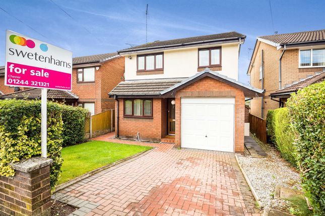 3 bed detached house for sale in Dwyfor Avenue, Bryn-Y-Baal, Mold CH7