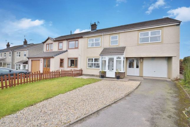 Thumbnail 4 bed semi-detached house for sale in Meadow Close, Gosforth, Seascale