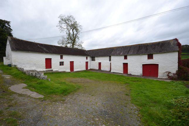 The Outbuildings of Whitemill, Carmarthen SA32