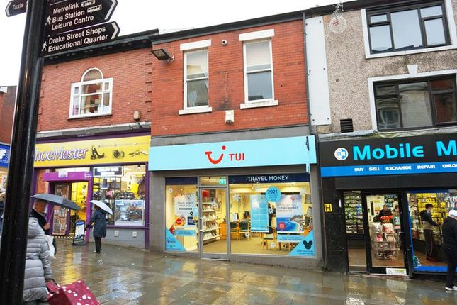 Thumbnail Retail premises to let in Rochdale, Lancashire