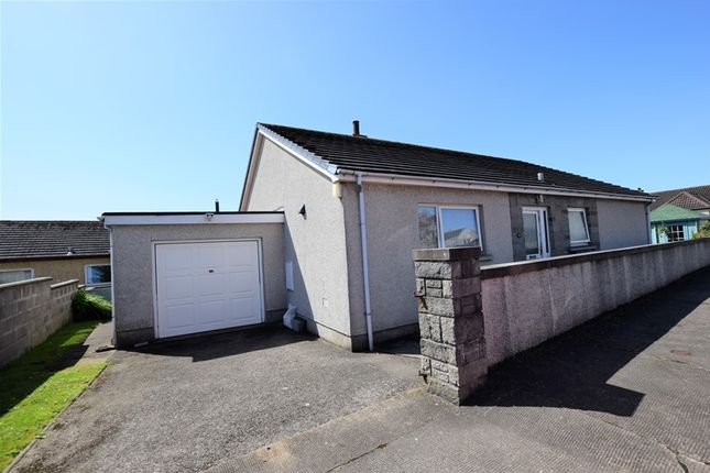 Thumbnail Detached bungalow for sale in 34 Whitehouse Park, Wick