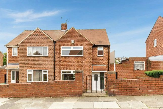 Thumbnail Semi-detached house for sale in Lincoln Avenue, Sunderland, Tyne And Wear
