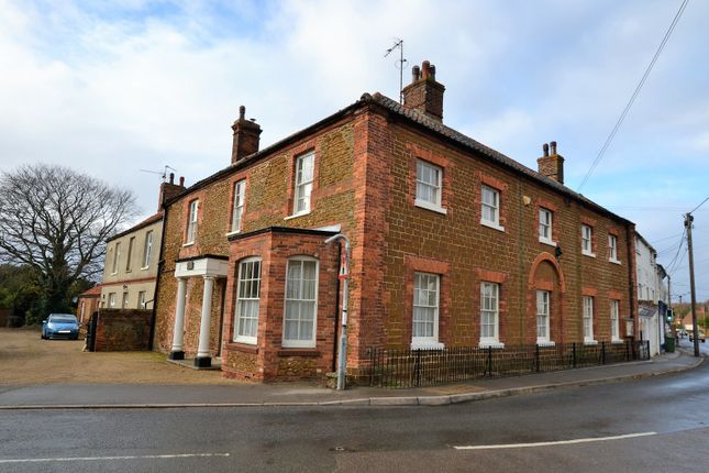 Thumbnail Semi-detached house for sale in Lynn Road, Snettisham, King's Lynn