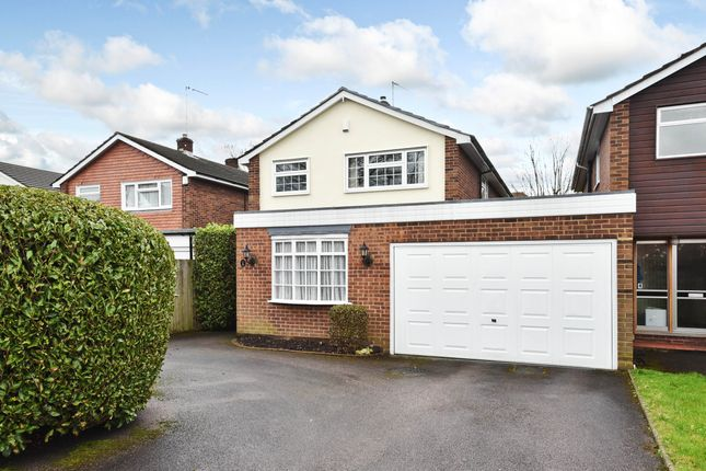 Thumbnail Link-detached house for sale in Longleat Road, Enfield
