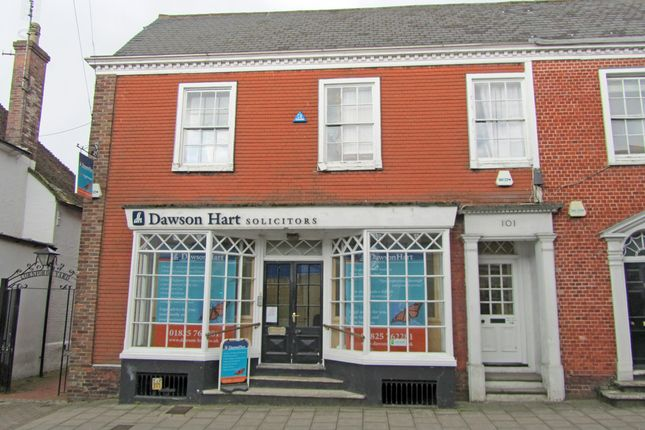 Thumbnail Office to let in 101, High Street, Uckfield