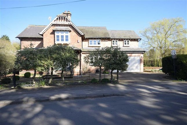 Thumbnail Detached house for sale in Manor Road, Caunton, Nottinghamshire