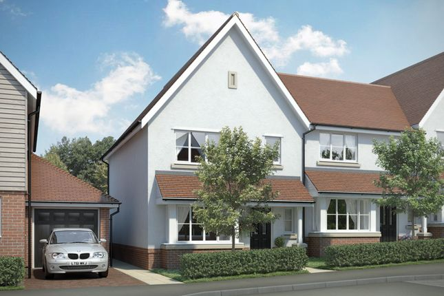 "Thumbnail Property for sale in ""The Bramble"" at Brook Close, Storrington, Pulborough"